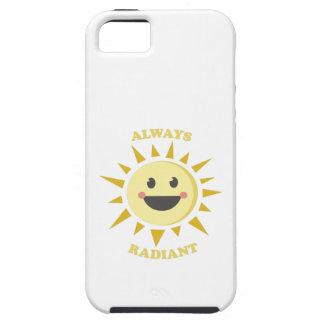 Always Radiant iPhone 5 Case