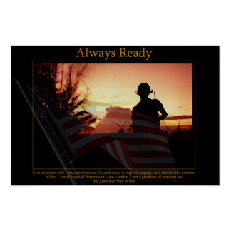 Always Ready Poster