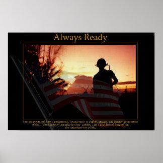 Always Ready Poster