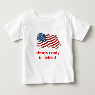 ALWAYS READY TO DEFEND USA Tshirt