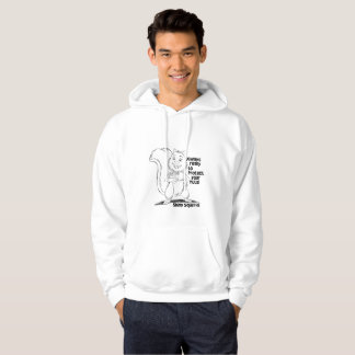 Always Ready to Protect Your Nuts Men's Wear Hoodie