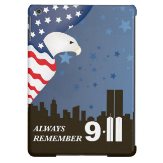 Always Remember 9-11 Cover For iPad Air