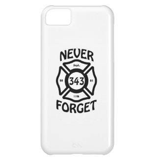Always remember the 11th of September, and the 343 iPhone 5C Case
