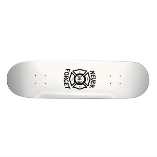 Always remember the 11th of September, and the 343 Skateboard