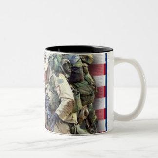 Always Remember Two-Tone Coffee Mug