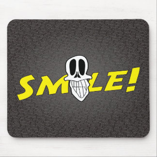Always Smile! Mouse Pad