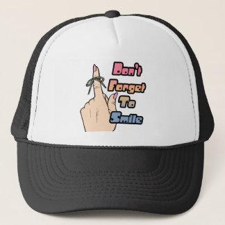 Always Smile Trucker Hat