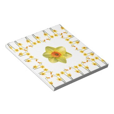 Beach Themed Always Spring Notepad