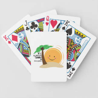 Always Sunny Bicycle Playing Cards