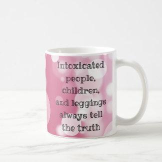 Always tell the truth coffee mug