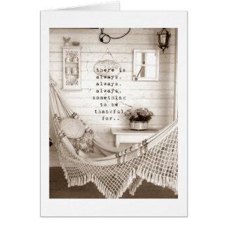 """ALWAYS THANKFUL FOR """"YOU"""" FRIEND-BIRTHDAY CARD"""