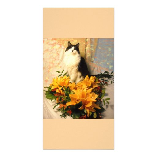 Always the Bridesmaid Personalized Photo Card
