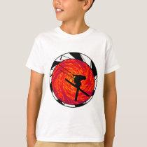 ALWAYS THINK SKIING T-Shirt