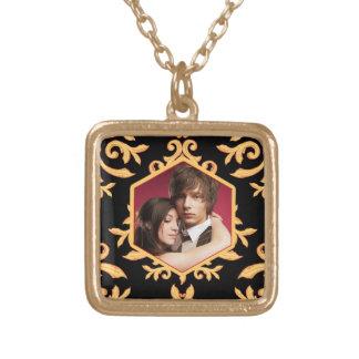 Always Together Elegant Lover's Locket Pendant