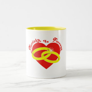 & Always Two-Tone Coffee Mug
