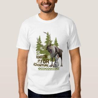 Always up for Adventure Tee Shirt