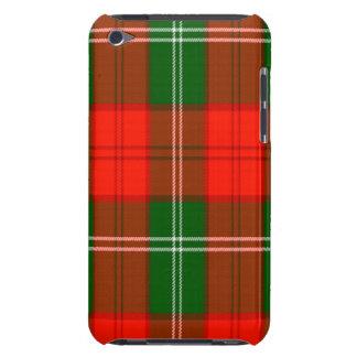 Alwin Scottish Tartan Barely There iPod Case