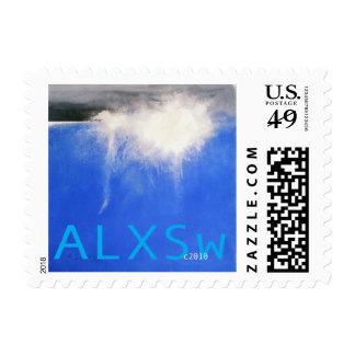 ALXSw: Sello de la estela
