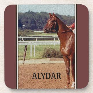 Alydar Belmont Stakes 1978 Beverage Coaster