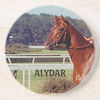 Alydar Belmont Stakes 1978 Beverage Coasters