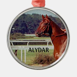 Alydar Belmont Stakes 1978 Christmas Ornaments