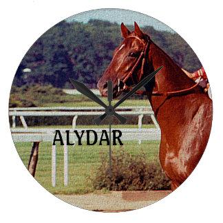Alydar Belmont Stakes 1978 Clocks