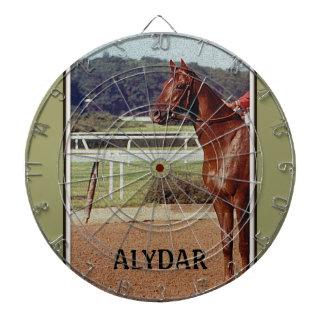 Alydar Belmont Stakes 1978 Dartboards