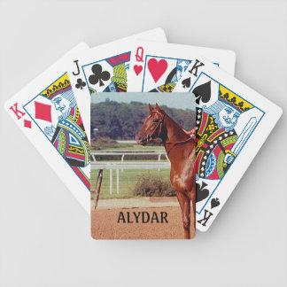 Alydar Belmont Stakes 1978 Deck Of Cards