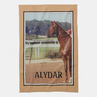 Alydar Belmont Stakes 1978 Hand Towel