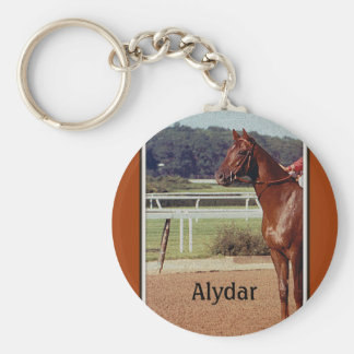 Alydar Belmont Stakes 1978 Key Chain