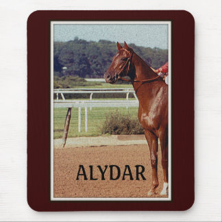 Alydar Belmont Stakes 1978 Mousepads