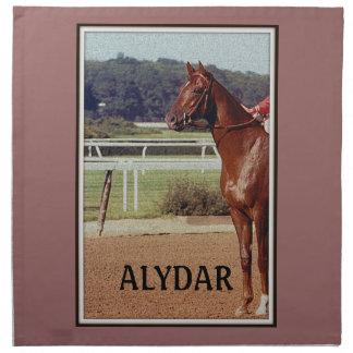Alydar Belmont Stakes 1978 Napkin