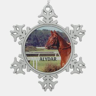 Alydar Belmont Stakes 1978 Ornaments