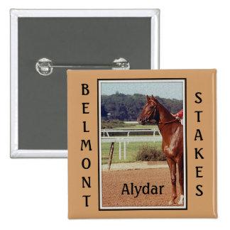 Alydar Belmont Stakes 1978 Pins