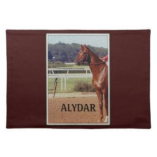Alydar Belmont Stakes 1978 Place Mat