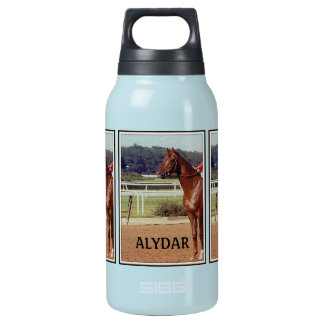 Alydar Belmont Stakes Post Parade 1978 Insulated Water Bottle