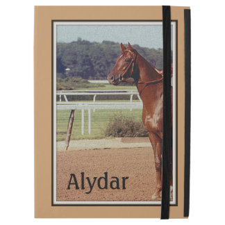 "Alydar Belmont Stakes Post Parade 1978 iPad Pro 12.9"" Case"