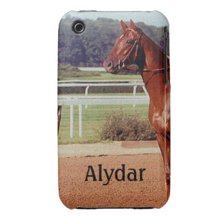 Alydar Belmont Stakes Post Parade 1978 iPhone 3 Case