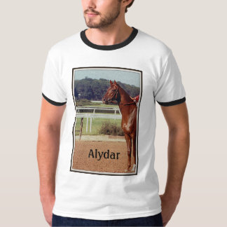 Alydar Belmont Stakes Post Parade 1978 T-Shirt