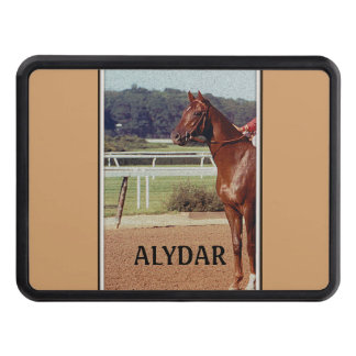 Alydar Belmont Stakes Post Parade 1978 Tow Hitch Cover
