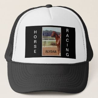 Alydar Belmont Stakes Post Parade 1978 Trucker Hat