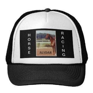 Alydar Belmont Stakes Post Parade 1978 Trucker Hat