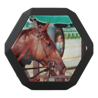 Alydar Thoroughbred 1979 Black Bluetooth Speaker