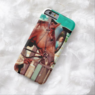 Alydar Thoroughbred 1979 Barely There iPhone 6 Case