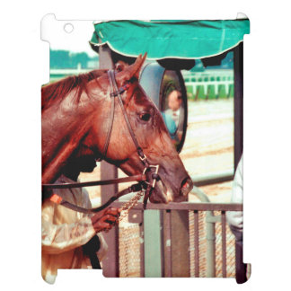 Alydar Thoroughbred 1979 Cover For The iPad 2 3 4