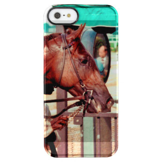 Alydar Thoroughbred 1979 Uncommon Clearly™ Deflector iPhone 5 Case