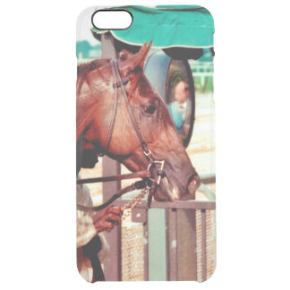 Alydar Thoroughbred 1979 Uncommon Clearly™ Deflector iPhone 6 Plus Case