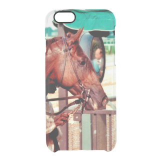 Alydar Thoroughbred 1979 Uncommon Clearly™ Deflector iPhone 6 Case