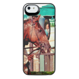 Alydar Thoroughbred 1979 Uncommon Power Gallery™ iPhone 5 Battery Case