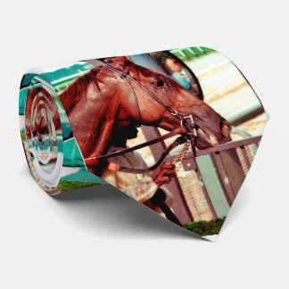 Alydar Thoroughbred 1979 Neck Tie